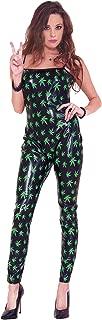 Women's Marijuana Jumpsuit