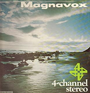 Magnavox 4-channel stereo
