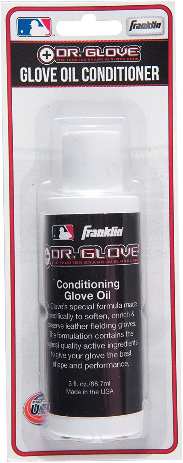 Franklin Virginia Beach service Mall Sports MLB Dr. Glove 3-Ounce Conditioning Oil