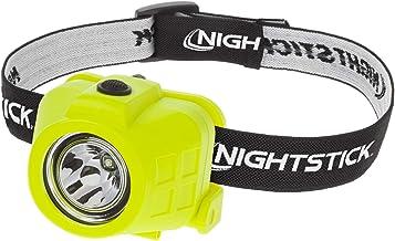 Nightstick XPP-5450G lanterna de cabeça de dupla função intrinsecamente segura permitida, verde