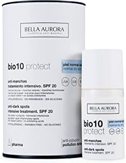 BELLA AURORA Bio10 Protect Antimanchas Piel Normal - Seca 30 ml 1 Unidad 500 g
