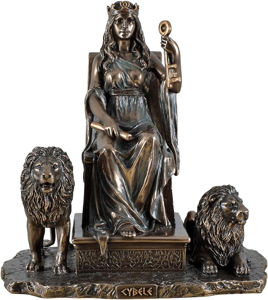 Veronese statua di una madre greca degli dei