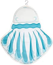 Jellyfish Shape Bath Pillow, Luxury Spa Bathtub Cushion with Upgraded Non-Slip Suction Cups, Soft and Comfortable Bath Accessories with Head Neck & Back Rest Support for Jacuzzi Hot Tub - 24.8'' Width