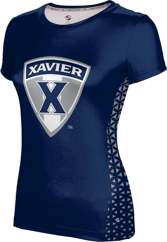 ProSphere Xavier University Girls' Performance T-Shirt (Geometric)