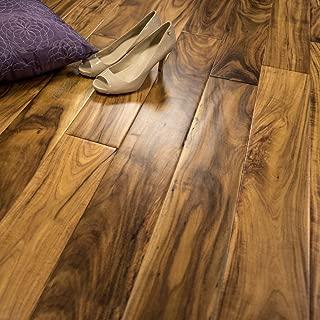 Acacia Hand Scraped Prefinished Engineered Wood Flooring 5