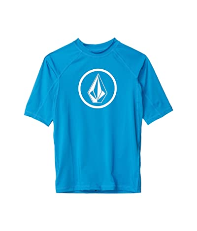 Volcom Kids Lido Solid (Big Kids) (True Blue) Boy