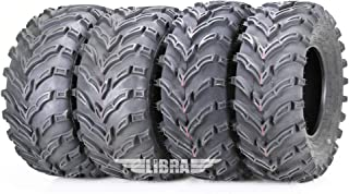 Set of 4 ATV/UTV Tires 26x9-12 Front 26x11-12 Rear 10275/276