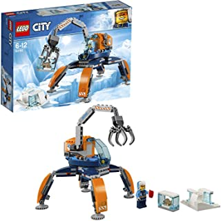 LEGO City Arctic Ice Crawler Vehicle Toy, Multi-Colour, 60192