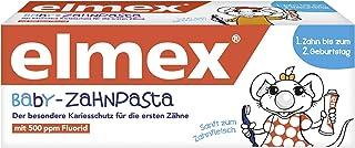 elmex Baby-Zahnpasta, 0-2 Jahre, 20 ml