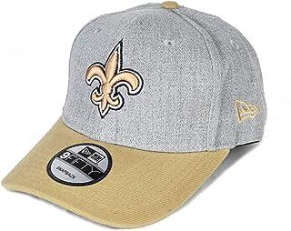 None/Brand Gray NFL Baseball Hat with Team Logo Unisex Fashion Baseball Cap