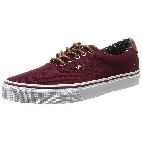 3af0aa3f17f4 VANS Unisex Era 59 Skate Shoes