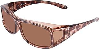 comprar comparacion Rapid Eyewear GAFAS DE SOL SUPERPUESTAS Carey Polarizadas Para Mujer. Sobregafas para poner encima de gafas graduadas. Ide...
