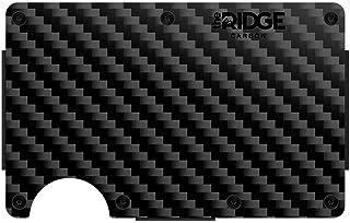 [ザ リッジ] the RIDGE キャッシュストラップ メンズ カーボンファイバー [並行輸入品]