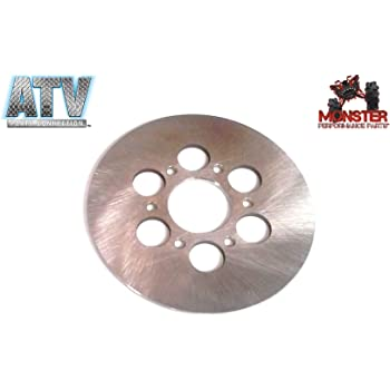 ATV Parts Connection BD-31//BD-31 Yamaha Rhino 450 660 700 4x4 Pair of Front Left Right Brake Rotors
