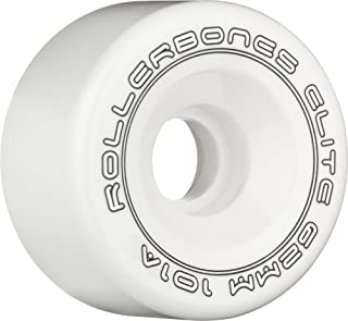 Rollerbones Art Elite 101A Competition Roller Skate Wheels (Set of 8)