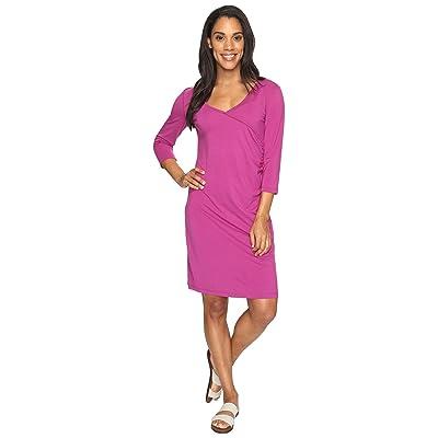 Royal Robbins Essential Tencel(r) Monroe Dress (Aster) Women