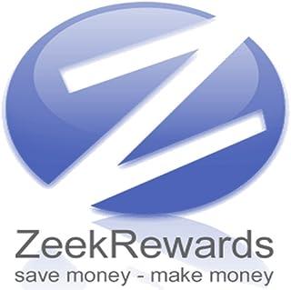 Zeek Rewards App