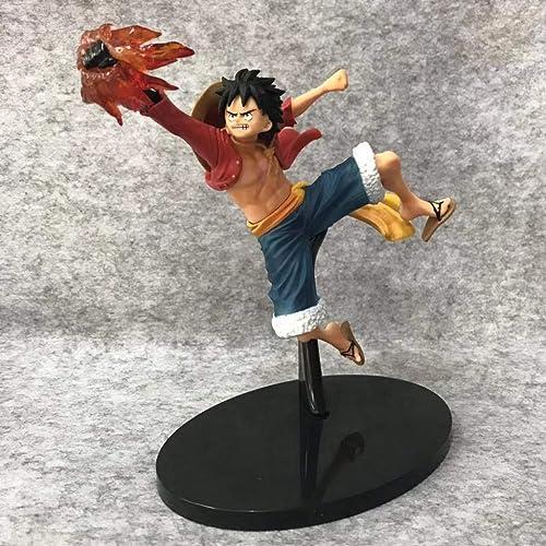 WXFO Collection De Personnages De Dessins Animés De Statues De Jouets Artisanat   17.5CM Modèle Anime