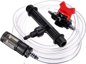 KingSo Garden Water Irrigation Device Tube Venturi Watering Kit (3/4'')