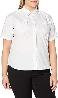 Premier Workwear Ladies Short Sleeve Pilot Shirt