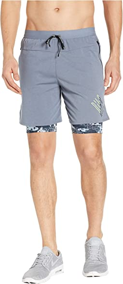 Wild Run 2-in-1 Shorts