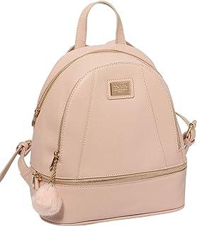 Colette Hayman - Bridget Pink Medium Gold Hardware Backpack