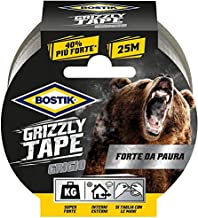 Bostik Grizzly Tape grijs 25m x 50mm