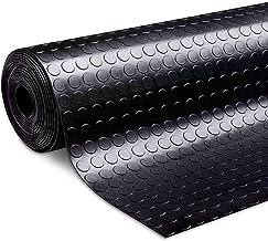 100 x 200 cm Miniripp Gummil/äufer in Grau Gummimatte Schutzmatte Noppenmatte Bodenmatte Noppen Premium gummimatten stall
