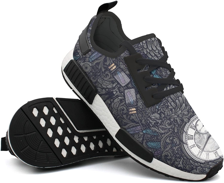 Outdoor Timer Woman Active Unique Design Running shoes Net Man