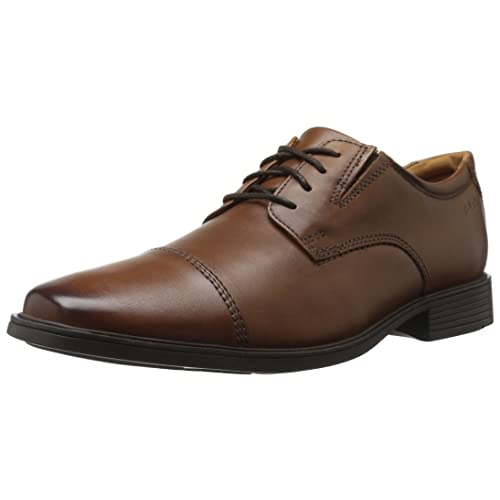 Brown Leather Shoes: