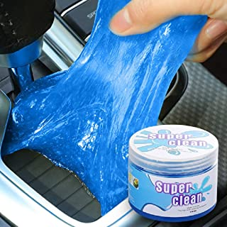 YCRX Car Cleaning Gel, Universal Car Interior Detailing Slime Automotive Dust Air Vent Keyboard Cleaner Putty for Auto Laptop Home Office Reusable