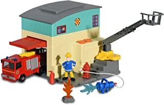 DICKIE TOYS 203093005Fireman Sam Fire Station Playset