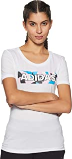 adidas Women's Aop Pack Tee Ii Graphic Tee