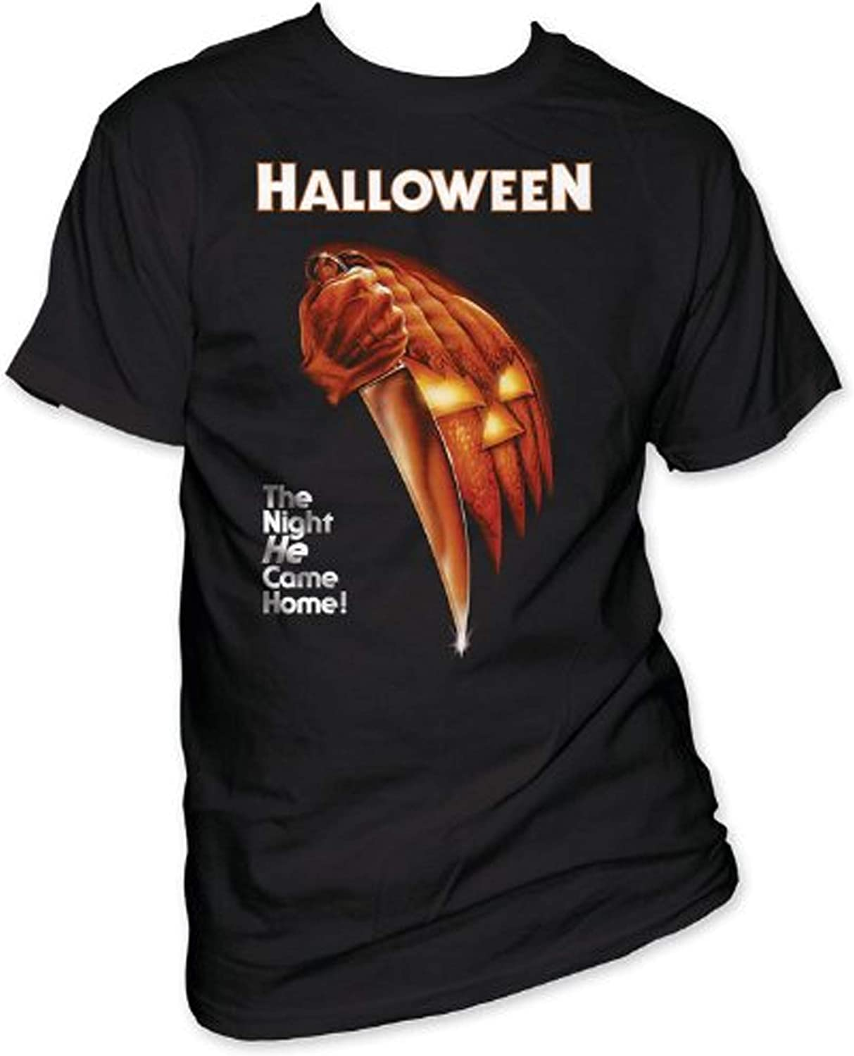 Impact Men's Halloween Night 2021 autumn and winter new He Limited time cheap sale Came Home T-Shirt