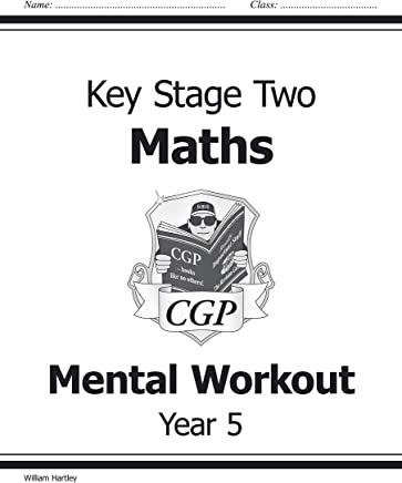 KS2 Mental Maths Workout - Year 5: Levels 3-4 Book 5