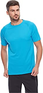 Fruit Of The Loom T - Shirt Sportswear For Men - Blue, Size Large