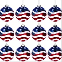 Flag Ornaments