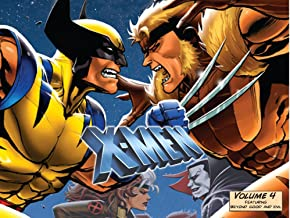 Marvel Comics X-Men Season 4