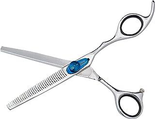 "Olivia Garden Xtreme™ Thinner Shear, Japonés, Tamaño 6"", 35 Dientes - Cuchillas Convexas Ultra Sharp, Acero Japonés Hecho ..."