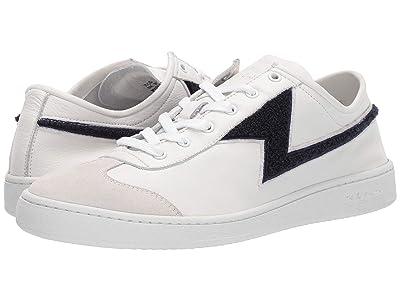 Paul Smith Ziggy Sneaker (White/Navy) Men