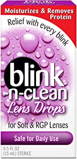 Complete Blink-N-Clean Lens Drops, 0.5 Fluid Ounce