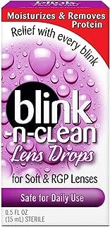 Complete Blink-N-Clean Lens Drops, 0.5 Fluid Ounce