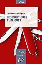 Livres Les politiques publiques: « Que sais-je ? » n° 4164 PDF