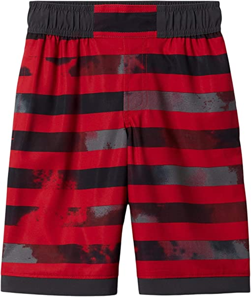 Mtn Red Tie-Dye Stripe/Shark