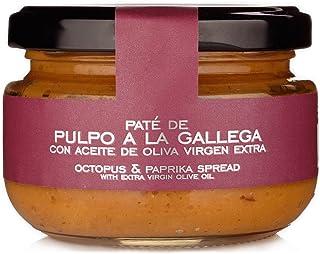 LA CHINATA -Paté de Pulpo a la Gallega con Aceite de Oliva