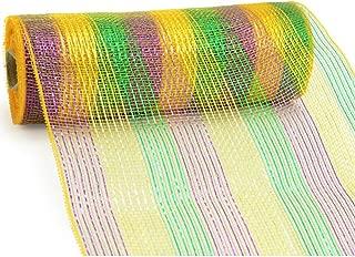 Best mardi gras stripe fabric Reviews