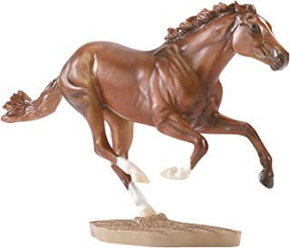 Breyer Traditional Series Secretariat Horse with Base | Model Horse Toy | 13.5