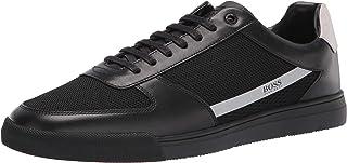 Hugo Boss Men's Leather Snesker Sneaker