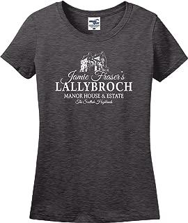 Utopia Sport Jamie Fraser's Lallybroch Ladies T-Shirt (S-3X)