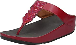 FitFlop Cora Crystal Toe-Thongs Women's Women Thong Sandals